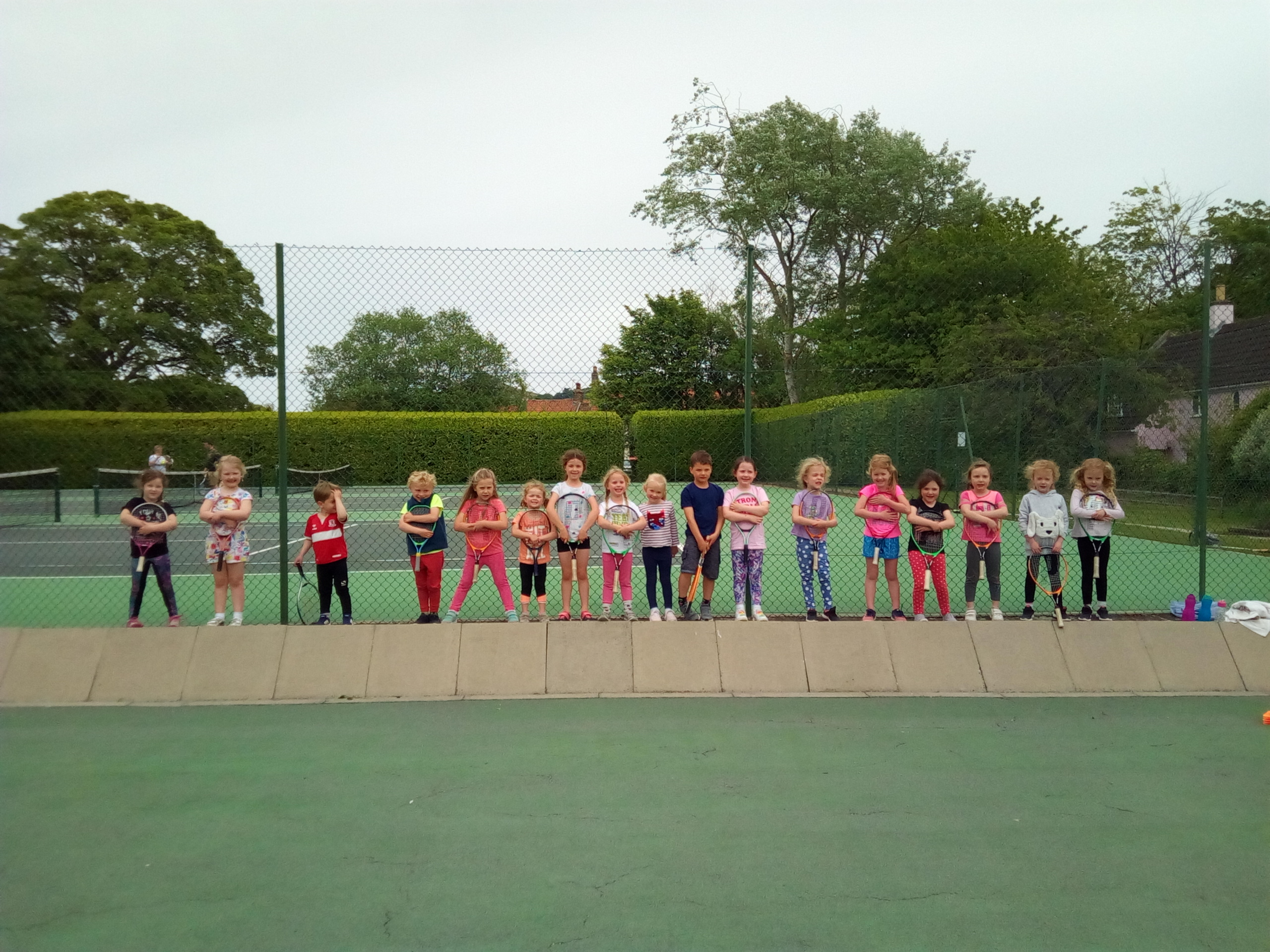fit-kidz-great-ayton-tennis-club-may-2019
